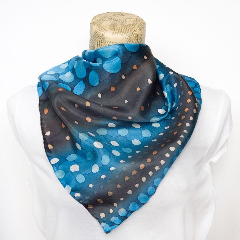 подарки к 8 марта, платок батик