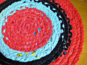 Создаем коврик для котофея. Ярмарка Мастеров - ручная работа, handmade.