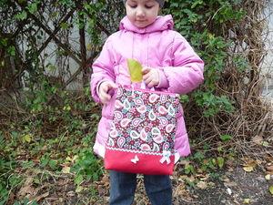Новинки! Детские рюкзачки.. Ярмарка Мастеров - ручная работа, handmade.