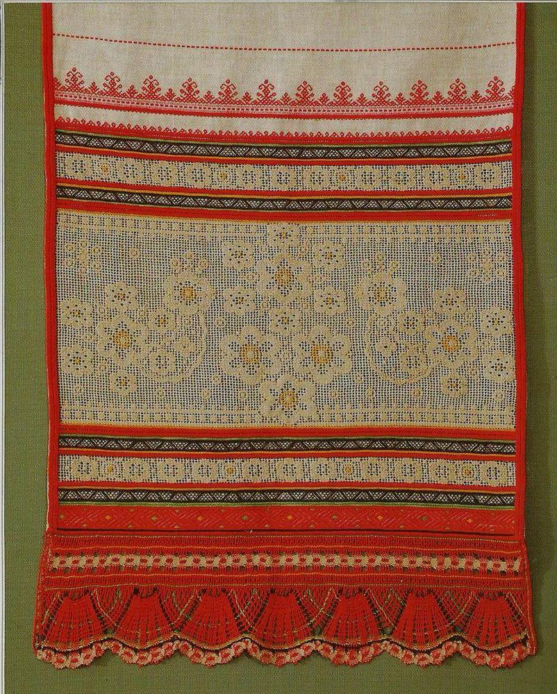 рязанская вышивка