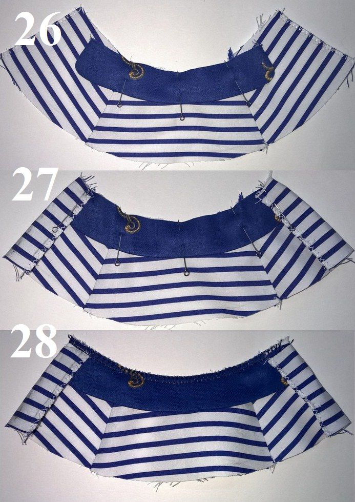 набор для шитья одежды