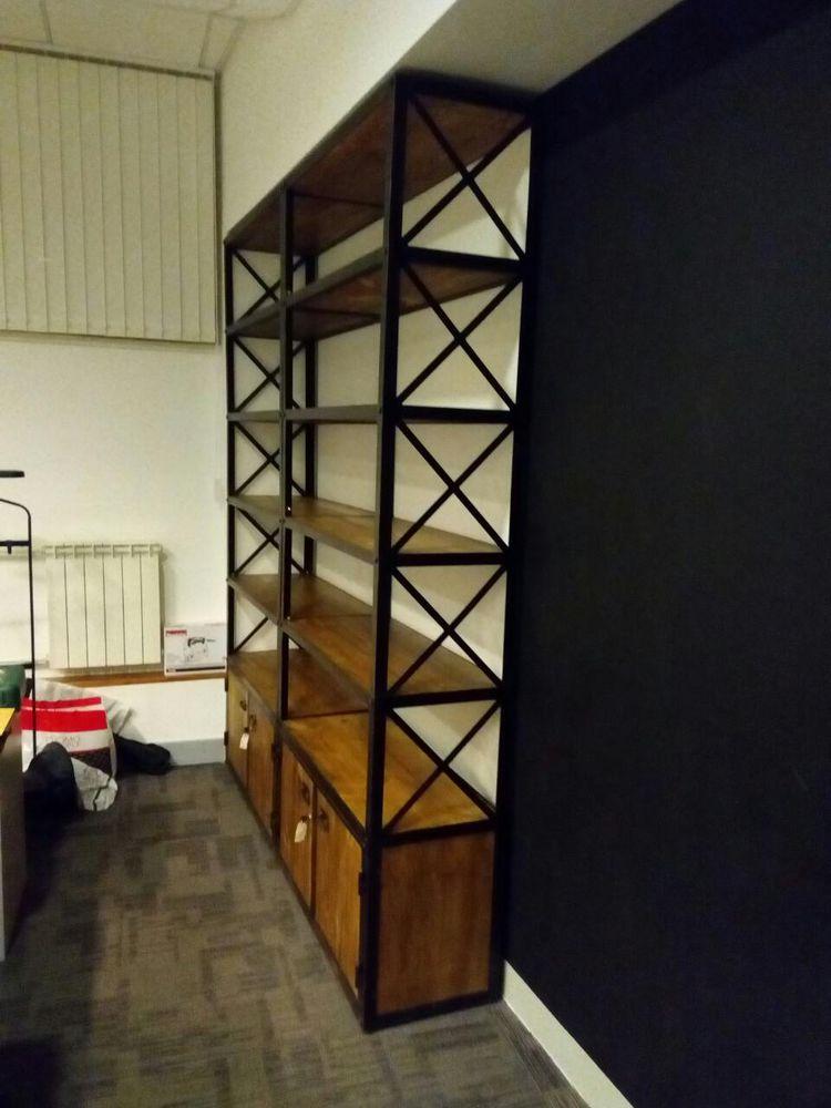 стеллажи для хранения, стеллаж от производителя, офис лофт