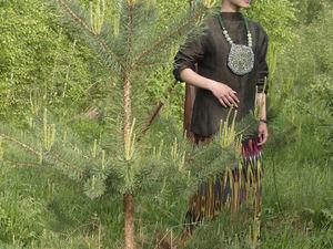Как и с какой одеждой можно носить наши прекрасные украшения. Ярмарка Мастеров - ручная работа, handmade.