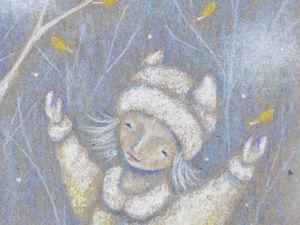 Вместе. Между Осенью и Зимой.. Ярмарка Мастеров - ручная работа, handmade.