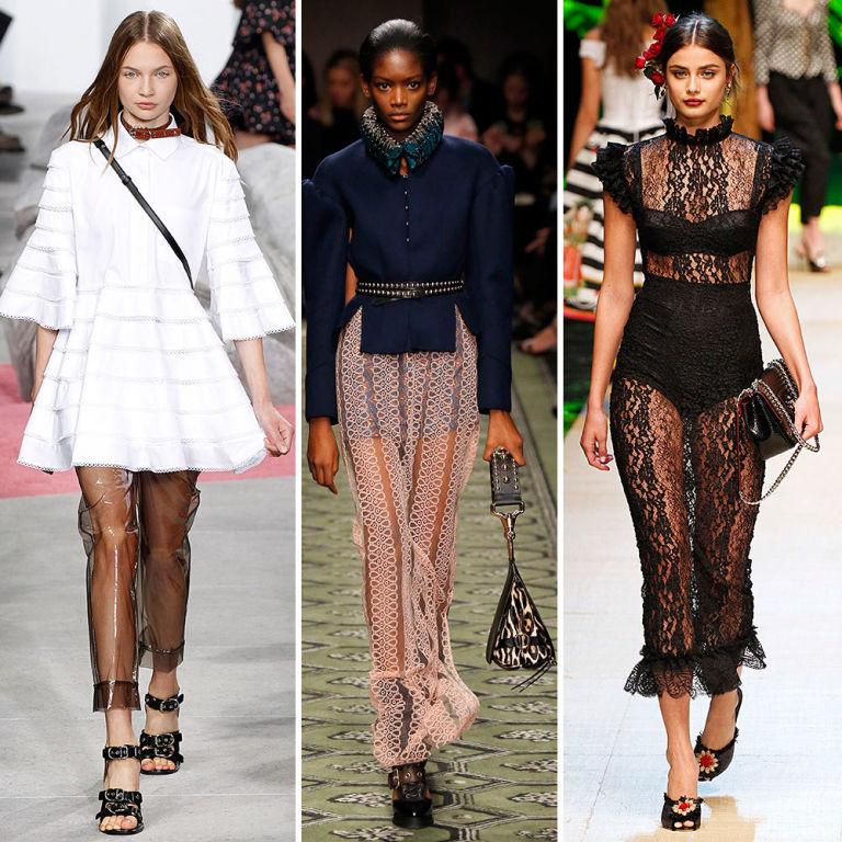 мода, тренд сезона