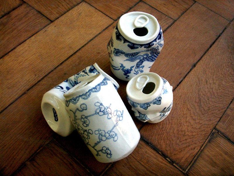 До чего дошел прогресс, или Необычная керамика в работах современных авторов, фото № 12
