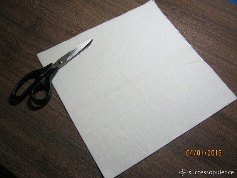 Making Handkerchiefs with Tatting Lace, фото № 2