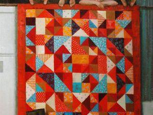 Лоскутное одеяло в живописи: подборка из 70 прекрасных картин. Ярмарка Мастеров - ручная работа, handmade.