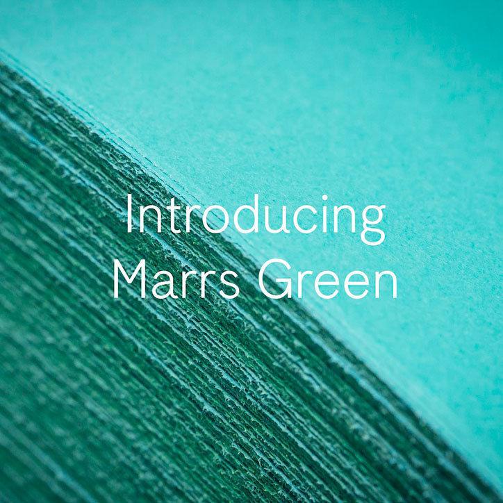 marrs green, кардсток, сине-зеленый, лазурный, бумага