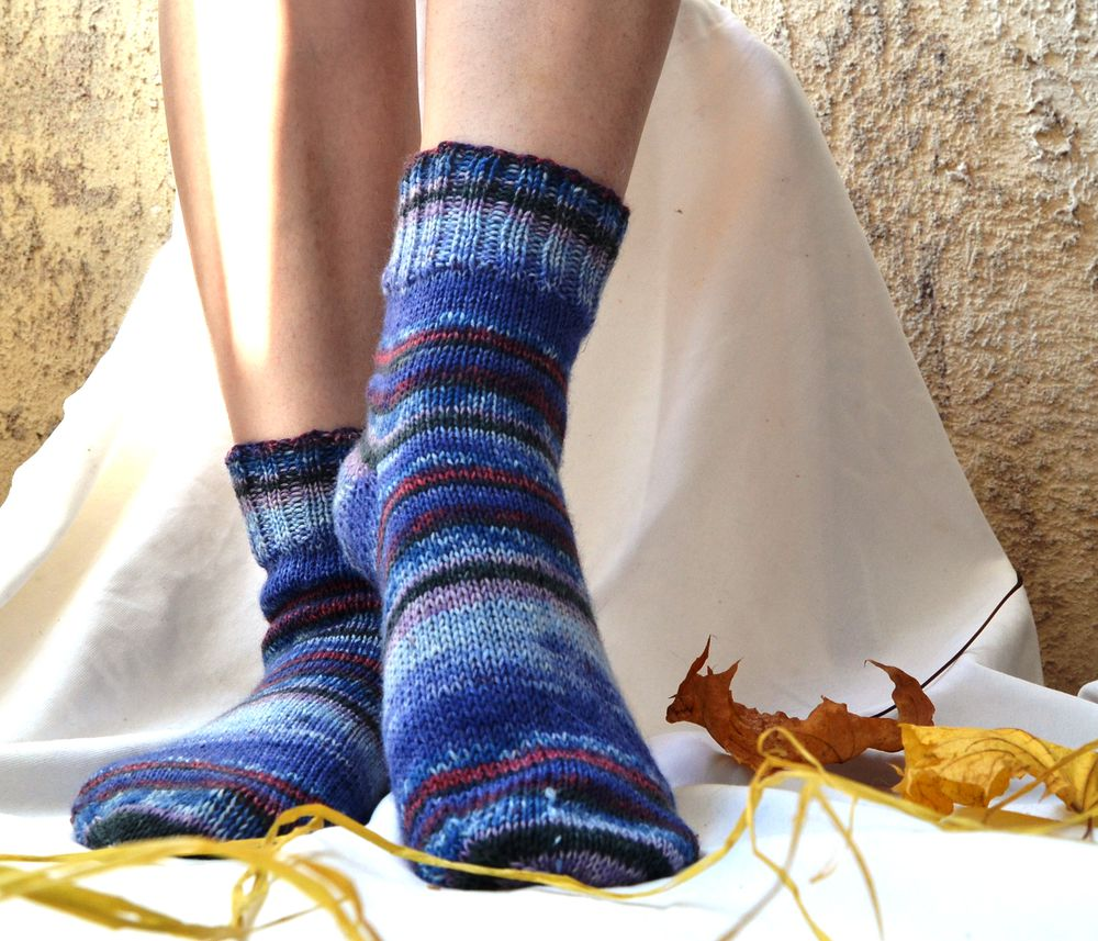 носки, коллекция осень