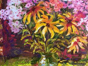 Цветы, цветы . Ярмарка Мастеров - ручная работа, handmade.
