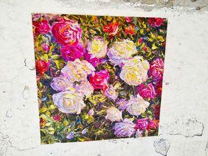 Розы. Ярмарка Мастеров - ручная работа, handmade.