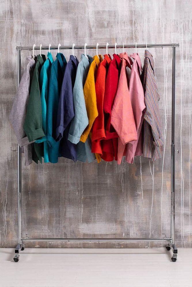Новые цвета рубашек. Фотоотчет