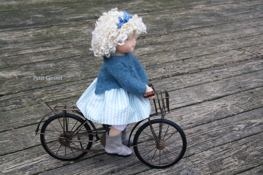вальдорфская кукла мастер