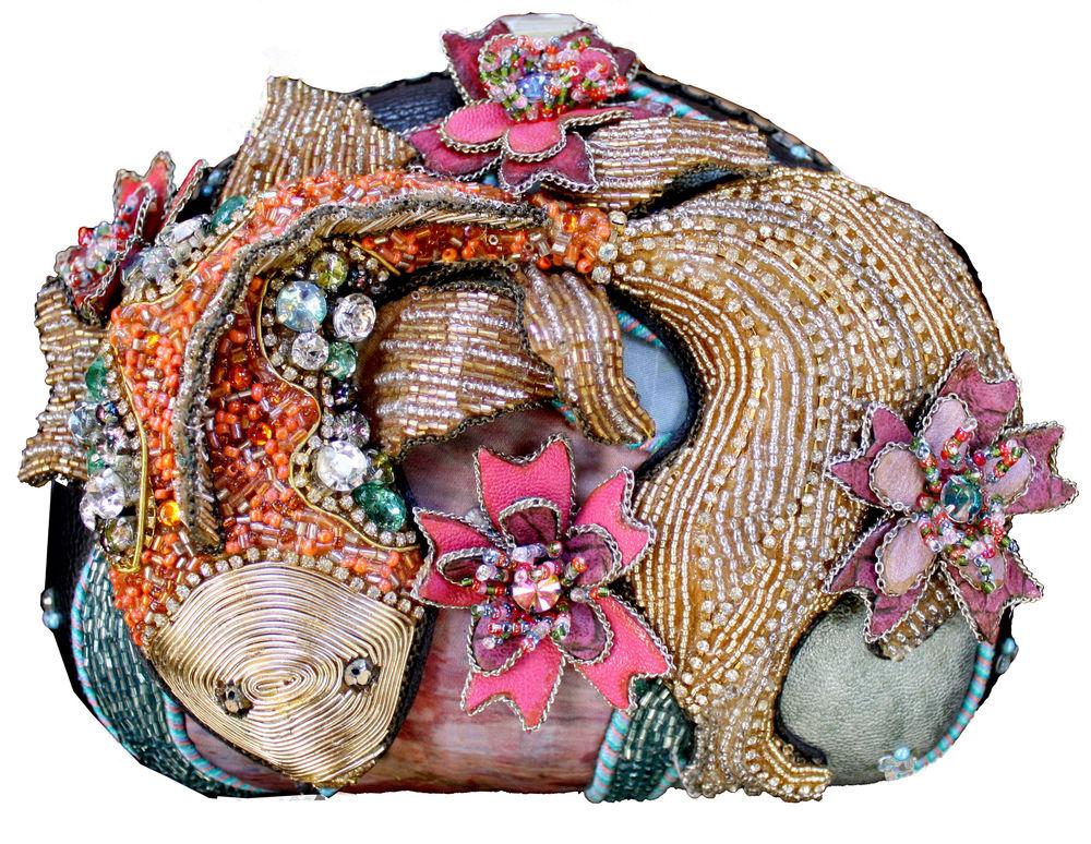 Модные сумочки от дизайнера Mary Frances Shaffer | Журнал ... ева лонгория рост