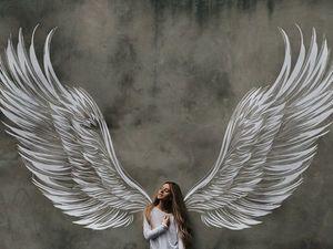 Ангел Хранитель !. Ярмарка Мастеров - ручная работа, handmade.