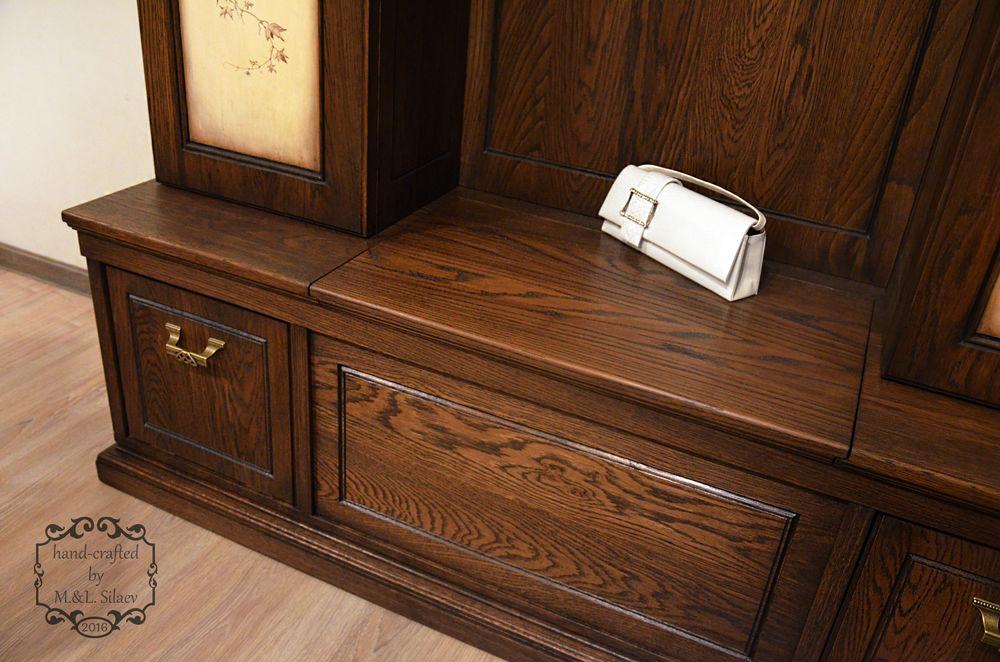масло для мебели, красим мебель