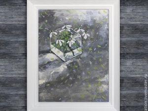 Розыгрыш картины от Анастасии Таюрской | Ярмарка Мастеров - ручная работа, handmade
