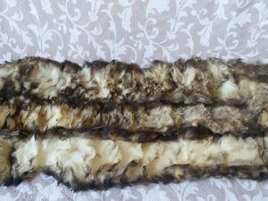 Отдам даром — Мех козы. Ярмарка Мастеров - ручная работа, handmade.