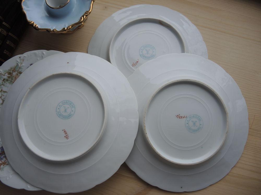 художник, коллекционирование, старинная тарелка