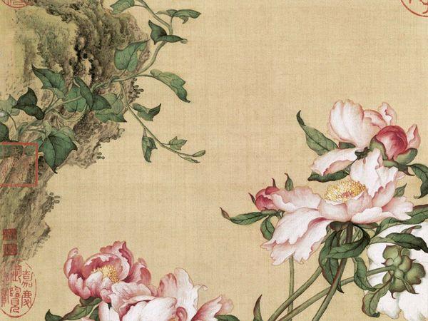 Первый фестиваль китайской живописи Гунби   Ярмарка Мастеров - ручная работа, handmade