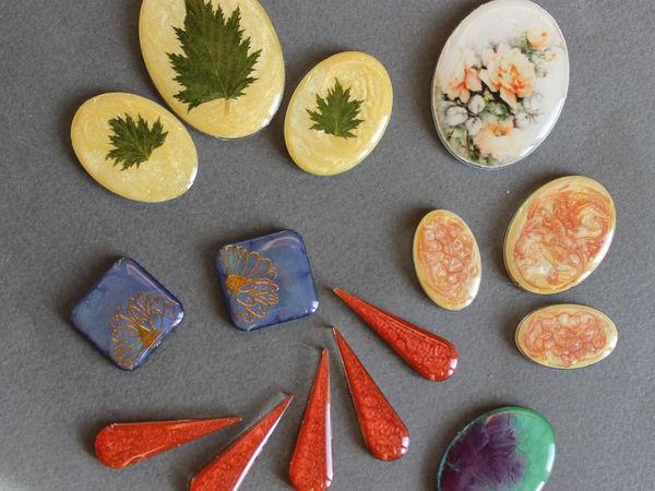 Кабошоны в конфетке от littlefantasy   Ярмарка Мастеров - ручная работа, handmade