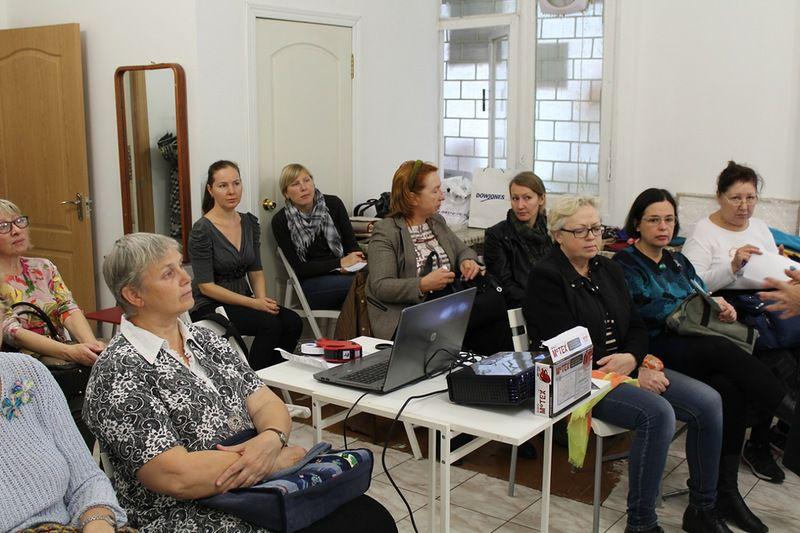 Фотоотчет с первых посиделок клуба -PRO-шитье 12 октября, фото № 2
