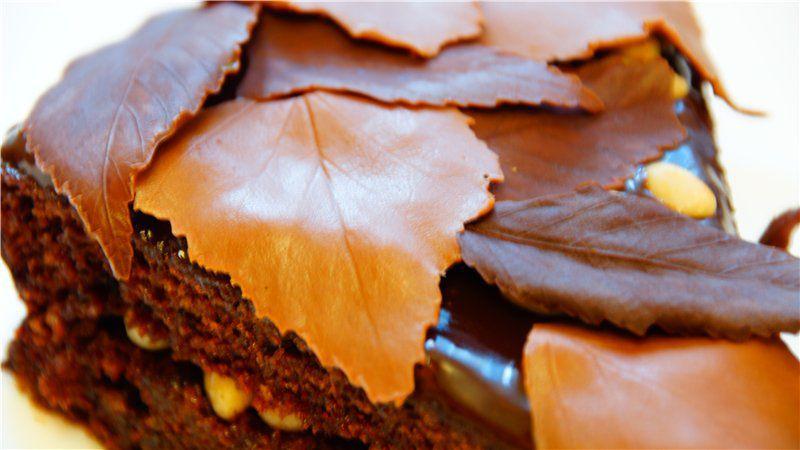 если своими торт листопад рецепт с фото всего это получается