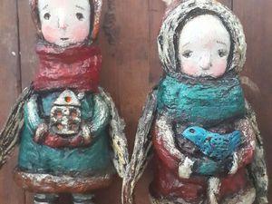 Ангелочки снова в продаже   Ярмарка Мастеров - ручная работа, handmade