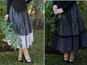 Предновогодний аукцион на 2 юбки!. Ярмарка Мастеров - ручная работа, handmade.