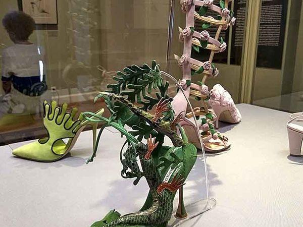 Маноло Бланик в Эрмитаже | Ярмарка Мастеров - ручная работа, handmade