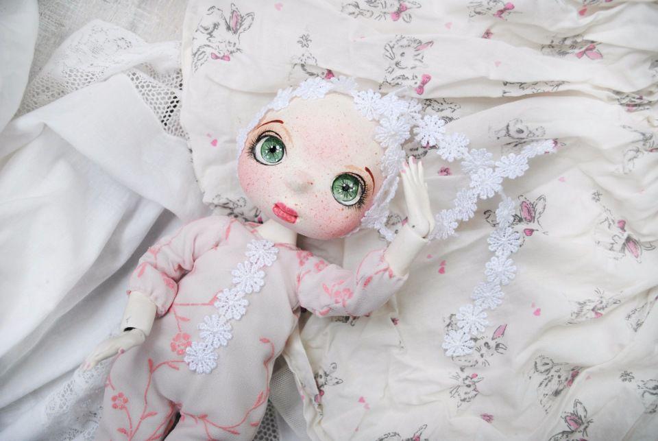 каркасная кукла