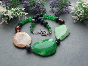 Скидки на украшения из натуральных камней. Ярмарка Мастеров - ручная работа, handmade.