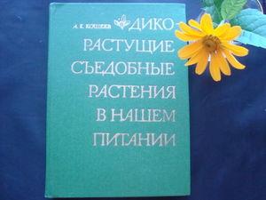 Книга кулинарных рецептов из дикорастущих растений для  вегетарианцев и веганов | Ярмарка Мастеров - ручная работа, handmade
