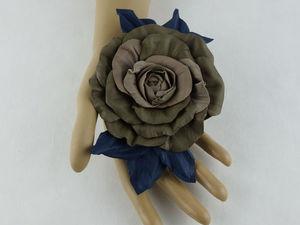 Скидки на кожаные броши + Новое Видео (+11 брошей). Ярмарка Мастеров - ручная работа, handmade.