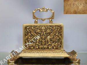 Раритетище Салфетница бронза Depose Франция 16. Ярмарка Мастеров - ручная работа, handmade.