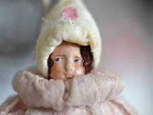 Новые ватные куколки. Ярмарка Мастеров - ручная работа, handmade.