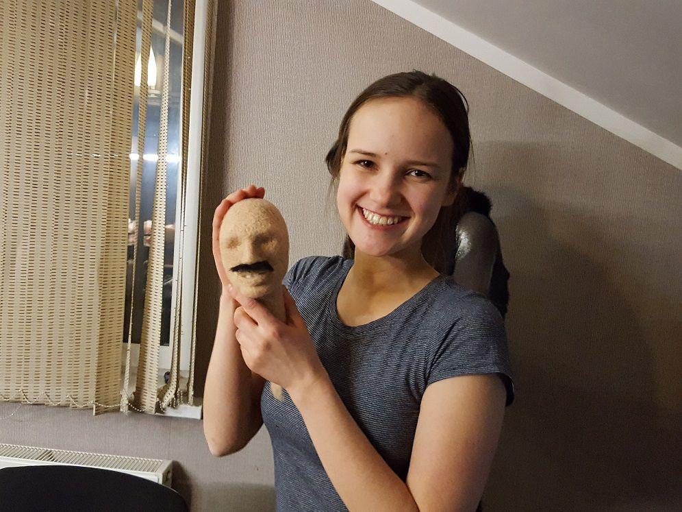 обучение кукле