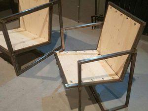 Кресло лофт. Производство мебели в стиле лофт. | Ярмарка Мастеров - ручная работа, handmade