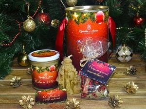 Про новогодние подарки и скидку на заказы до 30.11!. Ярмарка Мастеров - ручная работа, handmade.