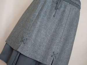 20% скидка на юбку из твида. Ярмарка Мастеров - ручная работа, handmade.