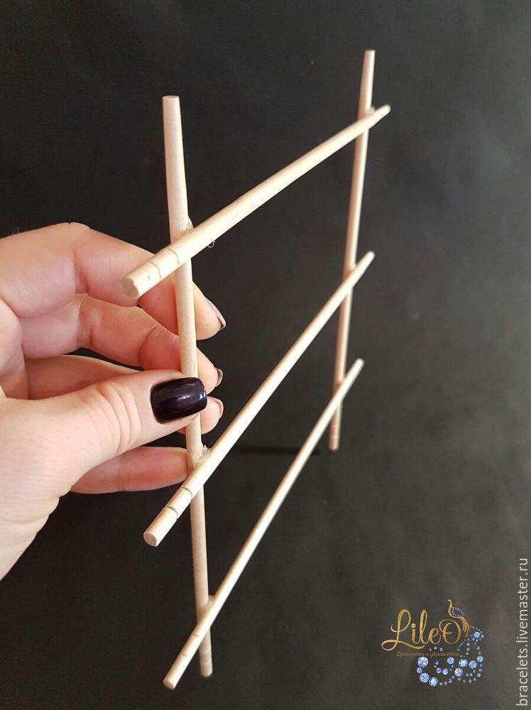 Подставка для палочек своими руками 112