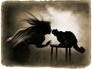 Самые яркие иллюстрации к роману «Мастер и Маргарита». Ярмарка Мастеров - ручная работа, handmade.