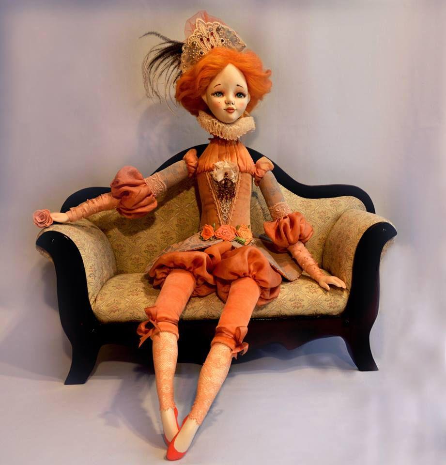 мастерская кукольника