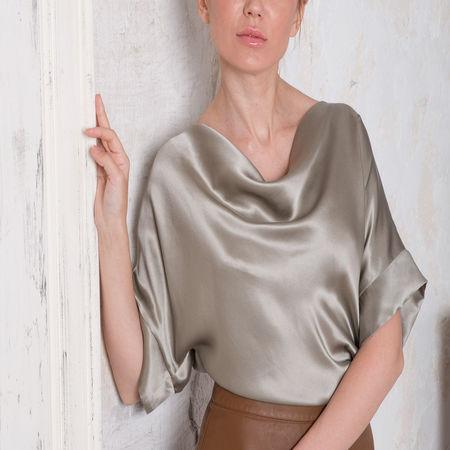 Специальная цена на блузу с оригинальным вырезом! | Ярмарка Мастеров - ручная работа, handmade