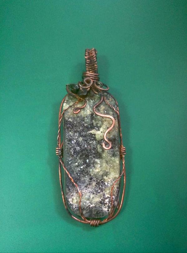 Авторские украшения из натуральных камней  и жемчуга своими руками, фото № 27