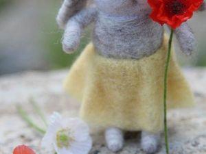 Аукцион на игрушки из шерсти!!! Сегодня! до 22.00. Ярмарка Мастеров - ручная работа, handmade.