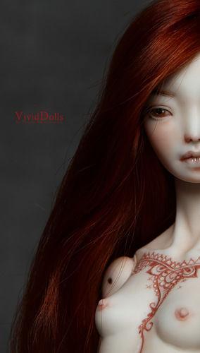 vividdolls, bjd, шарнирные куклы, фарфор, фарфоровая кукла