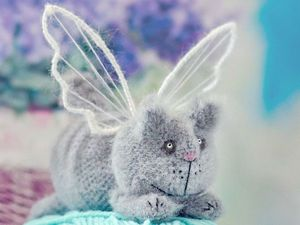Делаем «Крылья Ангела» для игрушек своими руками. Ярмарка Мастеров - ручная работа, handmade.
