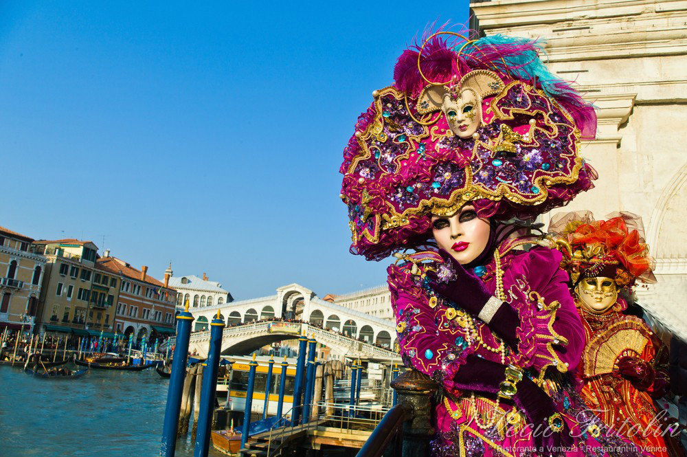 Refined, Elegant, Mystical: The Carnival of Venice, фото № 10